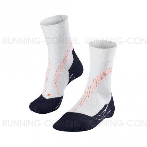 FALKE CHAUSSETTES STABILIZING COOL HEALTH HOMME | WHITE | Collection Printemps-Été 2019