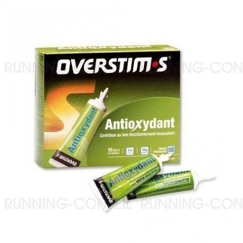 Gel antioxydant citron Overstim's - Gels énergétiques