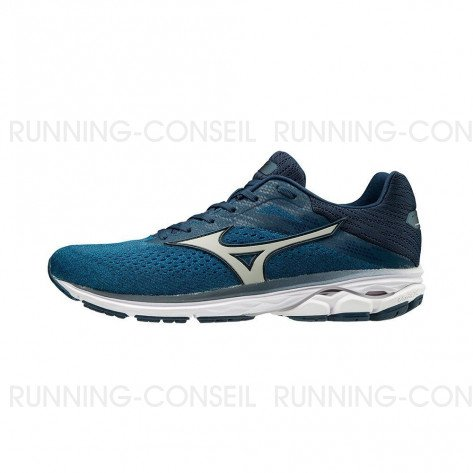 MIZUNO WAVE RIDER 23 Homme | Campanula / Vapor Blue / Dress Blues