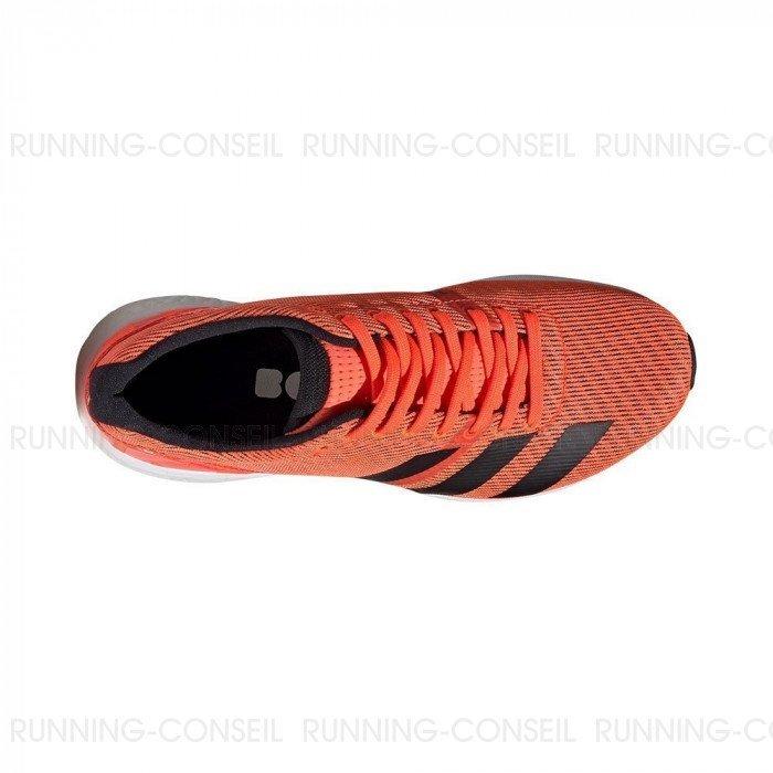 Chaussures Adidas Adizero Boston Boost 5 M Homme OrangeNoir