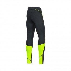GORE® Collant R3 Homme | Black/Neon Yellow