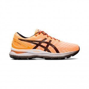 ASICS GEL-NIMBUS  22 Homme | Orange Pop / Black