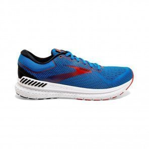 BROOKS TRANSCEND 7 Homme | Mazarine/Black/Red