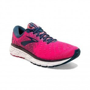 BROOKS GLYCERIN 17 Femme | Beetroot/Pink/Blue