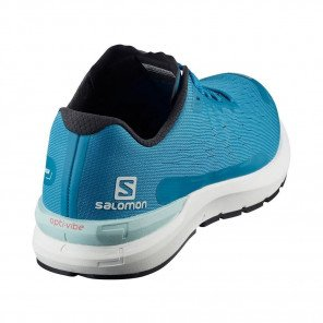 SALOMON SONIC 3 BALANCE Homme | Fjord Blue / White / Black