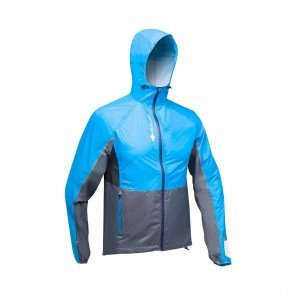 RAIDLIGHT VESTE IMPERMEABLE TOP EXTREME MP+®  HOMME | BLUE / GREY | Collection Printemps-Été 2019